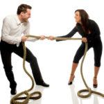 Magtkrigen- Er der altid en som dominerer forholdet?